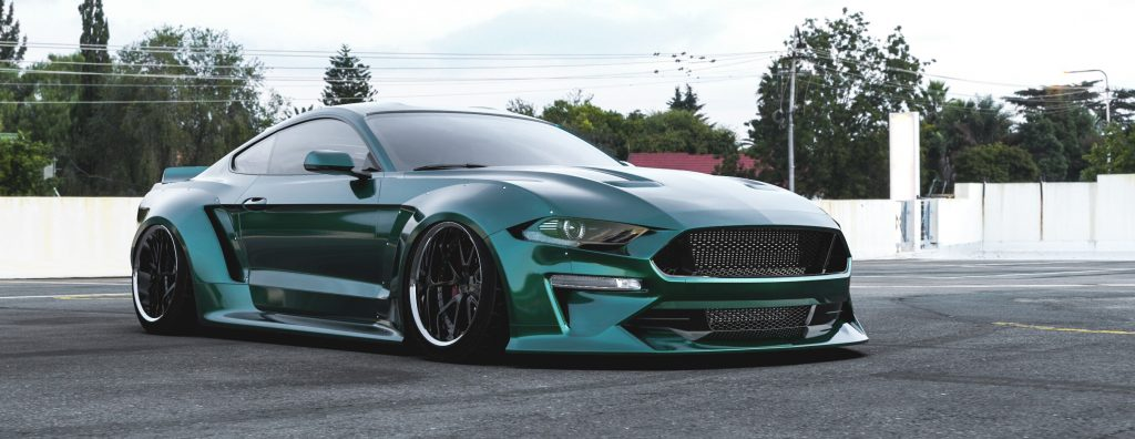 2018 2019 ford mustang wide body kits ford mustang upgrades. Black Bedroom Furniture Sets. Home Design Ideas