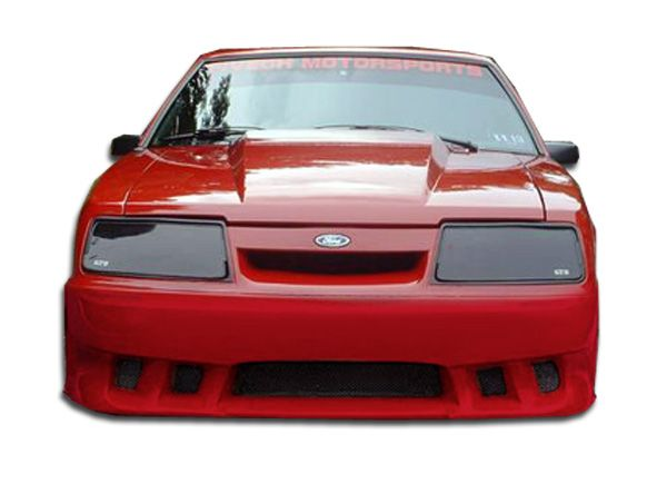 1983-1986 Ford Mustang Duraflex Colt Front Bumper Cover