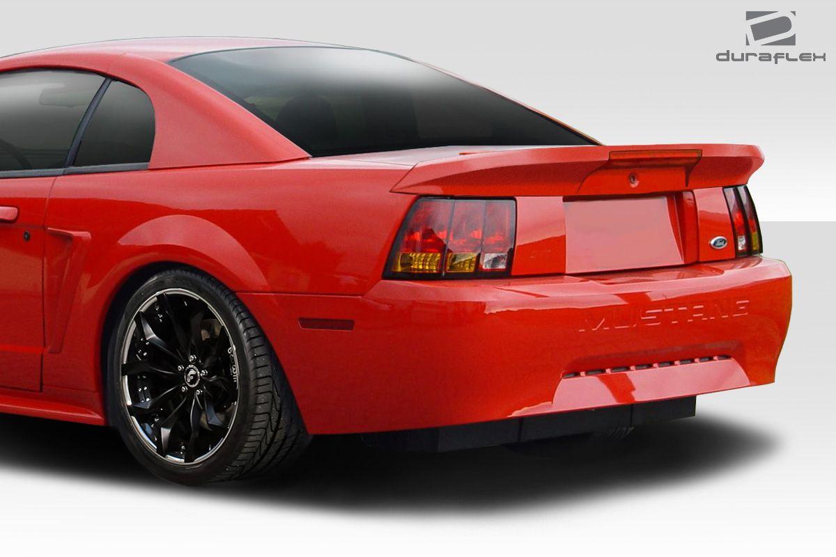 1999-2004 Ford Mustang Colt Spoiler