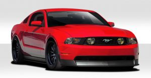 2010-2012 Ford Mustang R500 Body Kit