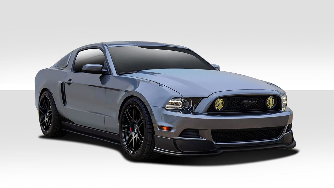 2010-2014 Ford Mustang Products Catalog