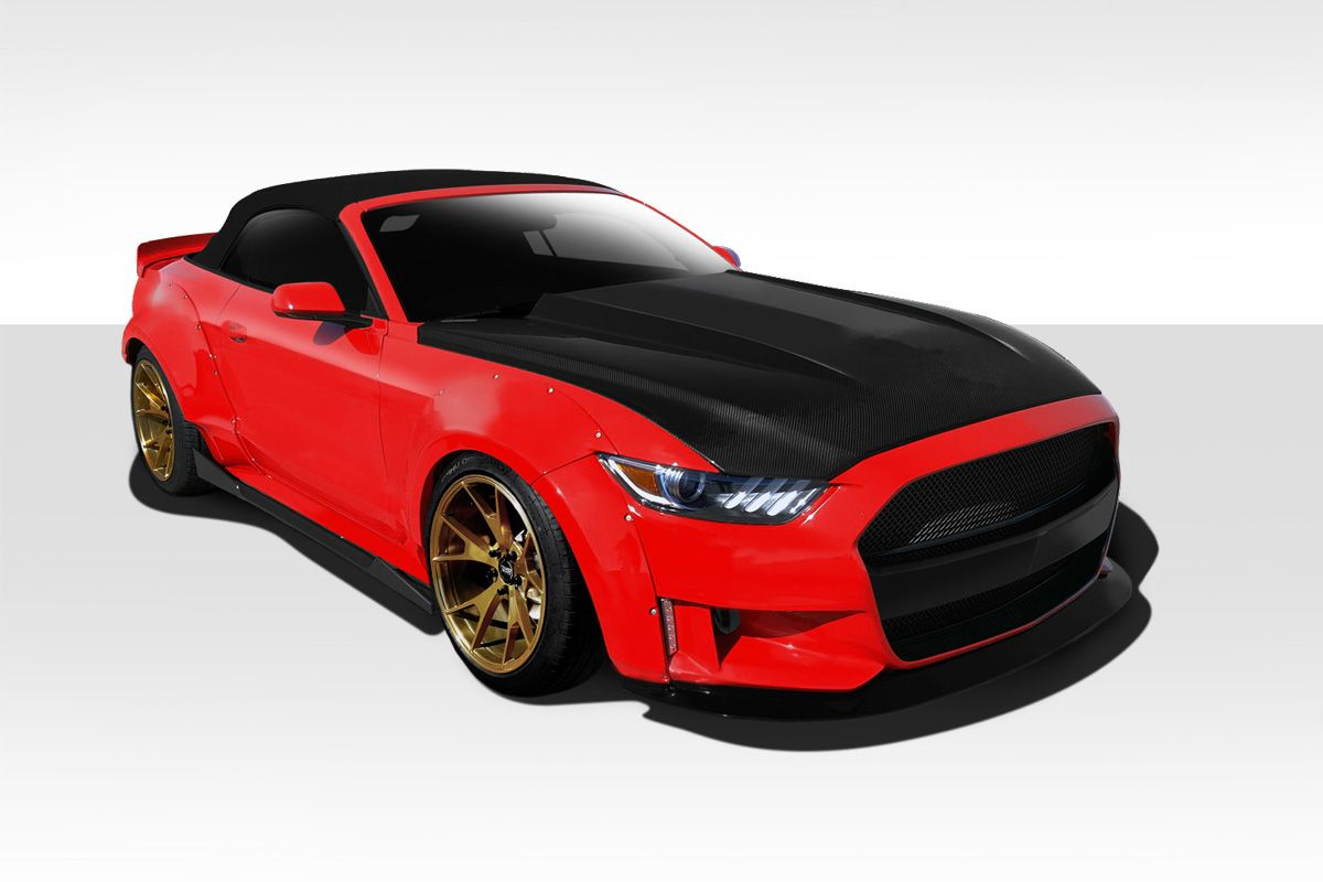 2015-2017 Ford Mustang Product Catalog