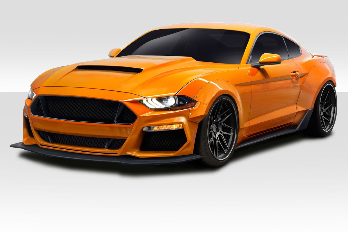 2018-2019 Ford Mustang Product Catalog