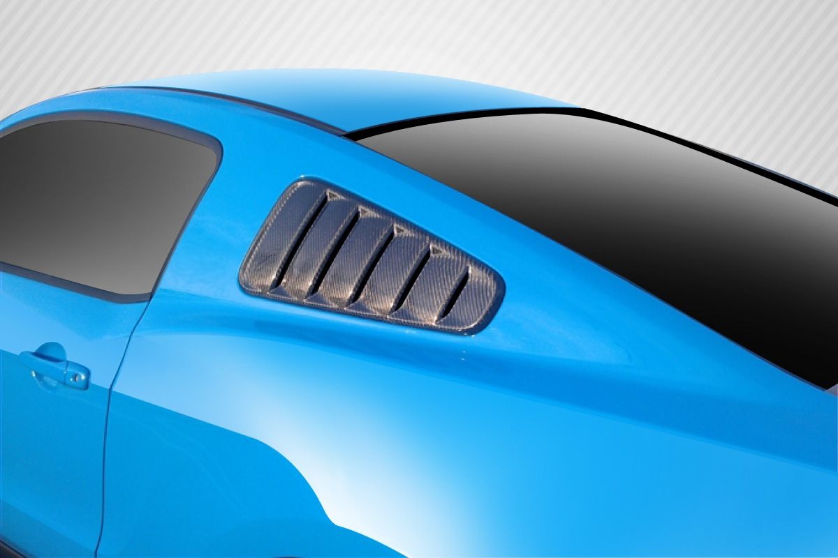 Ford Mustang Exterior Accessories