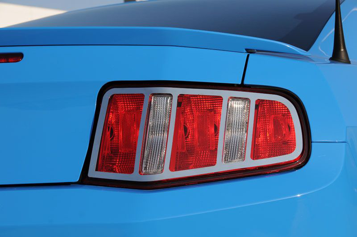Ford Mustang Lighting Upgrades